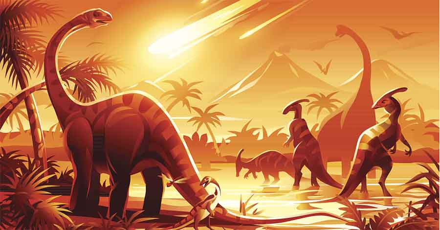 Disparition des dinosaures